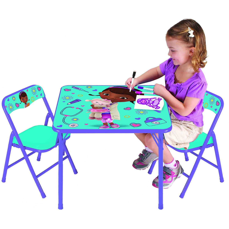 Disney Doc McStuffins On the Go Activity Table Set
