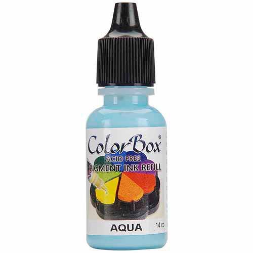 Colorbox Pigment Ink Refill-Aqua