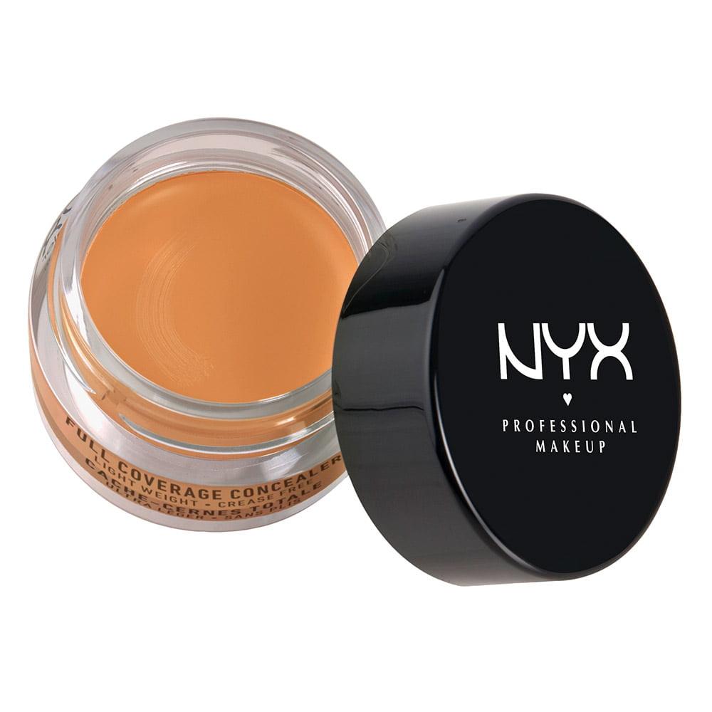 NYX Professional Makeup Concealer Jar, Light