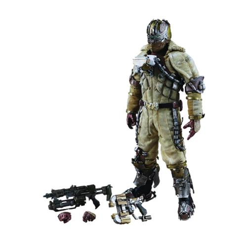 Dead Space Isaac Clarke 3 1 6 Scale Action Figure by Three Zero
