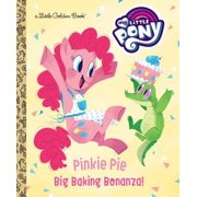 Pinkie Pie: Big Baking Bonanza! (My Little Pony) - eBook