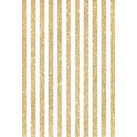 HelloDecor Polyster 5x7ft Golden Stripes Photography Studio Background Party Decoration Backdrop Birthday Event Baby Shower Children Newborn Kid Infant Adult Boy Girl Portrait Photo Props Video Drape