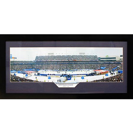 NHL Buffalo Sabres Panoramic Frame, 15x35 by