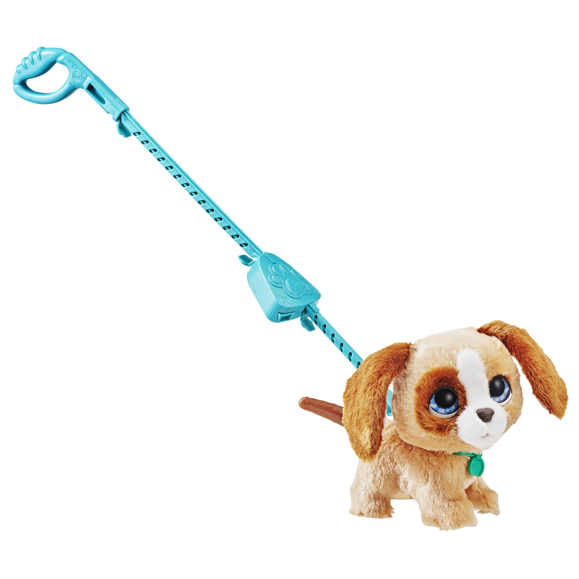furReal Walkalots Big Wags Puppy, for Kids Ages 4 and Up