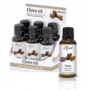 Difeel Essential Oils Extra Premium Grade Clove Oil 1 ounce (3-Pack)
