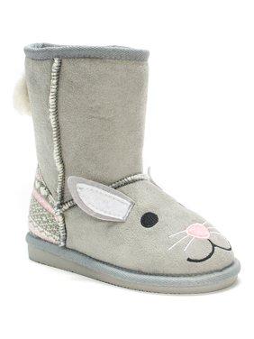 MUK LUKS Kids Trixie Bunny Boots