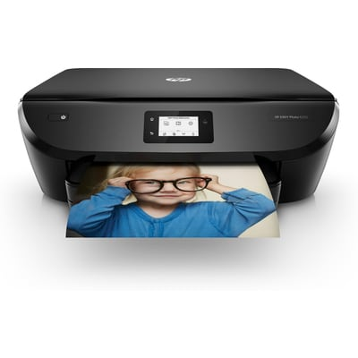 photograph regarding Inkjet Printable Vinyl Walmart identify HP ENVY Image 6255 All-inside of-A single Printer