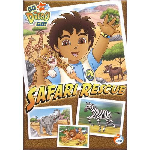 Go Diego Go!: Safari Rescue (Full Frame)