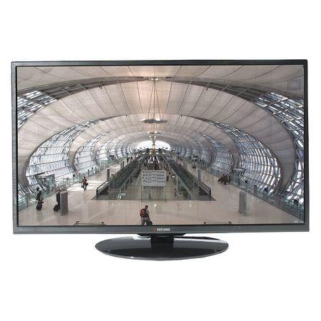 CCTV Monitor,Black,120 to 240VAC,50 in. TATUNG TME50