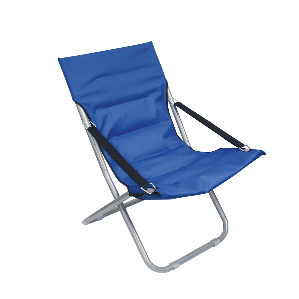 Padded Recliner (Beach Chair)