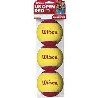 Wilson US Open Starter Tennis Balls, 3 ct