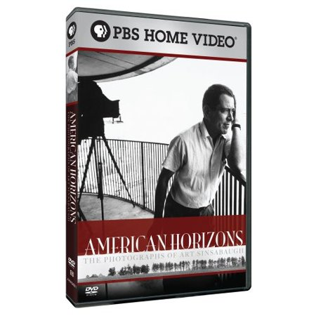 Image of American Horizons: The Photographs Of Art Sinsabaugh