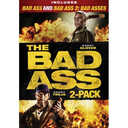 Bad Ass / Bad Ass 2 (DVD)