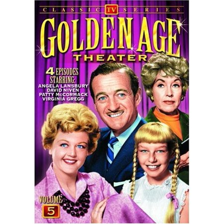 Golden Age Theater 5 (DVD)
