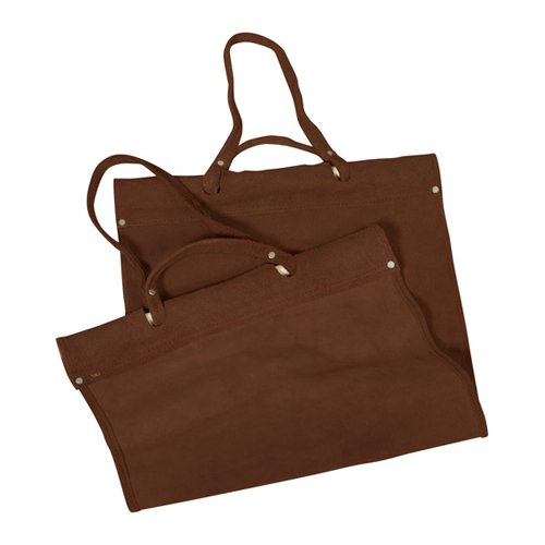 Uniflame Replacement Brown Suede Leather Carrier