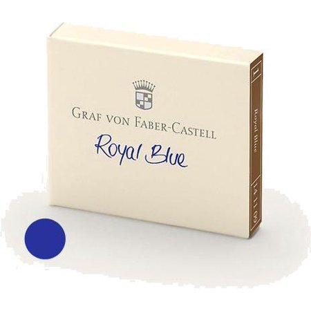 Ip4200 Ink Refill - Refill Faber-Castell Royal Blue Ink Cartridges - 6