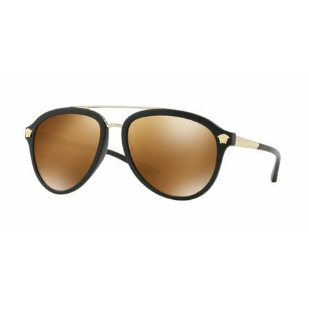 Versace 4341 Sunglasses 51226H Black (Versace Inspired Sunglasses)