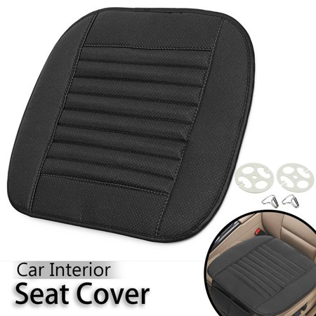 Universal Car Seat Cover Breathable Pu Leather Pad Mat