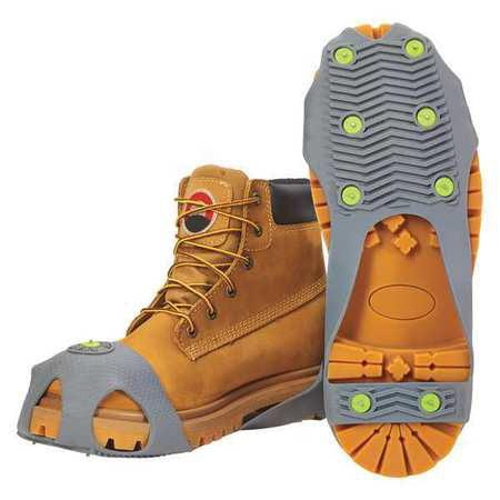 Winter Walking Size 4-1 2 to 6-1 2 Shoe Studs, Women's, Gray, JD510-XS by WINTER WALKING