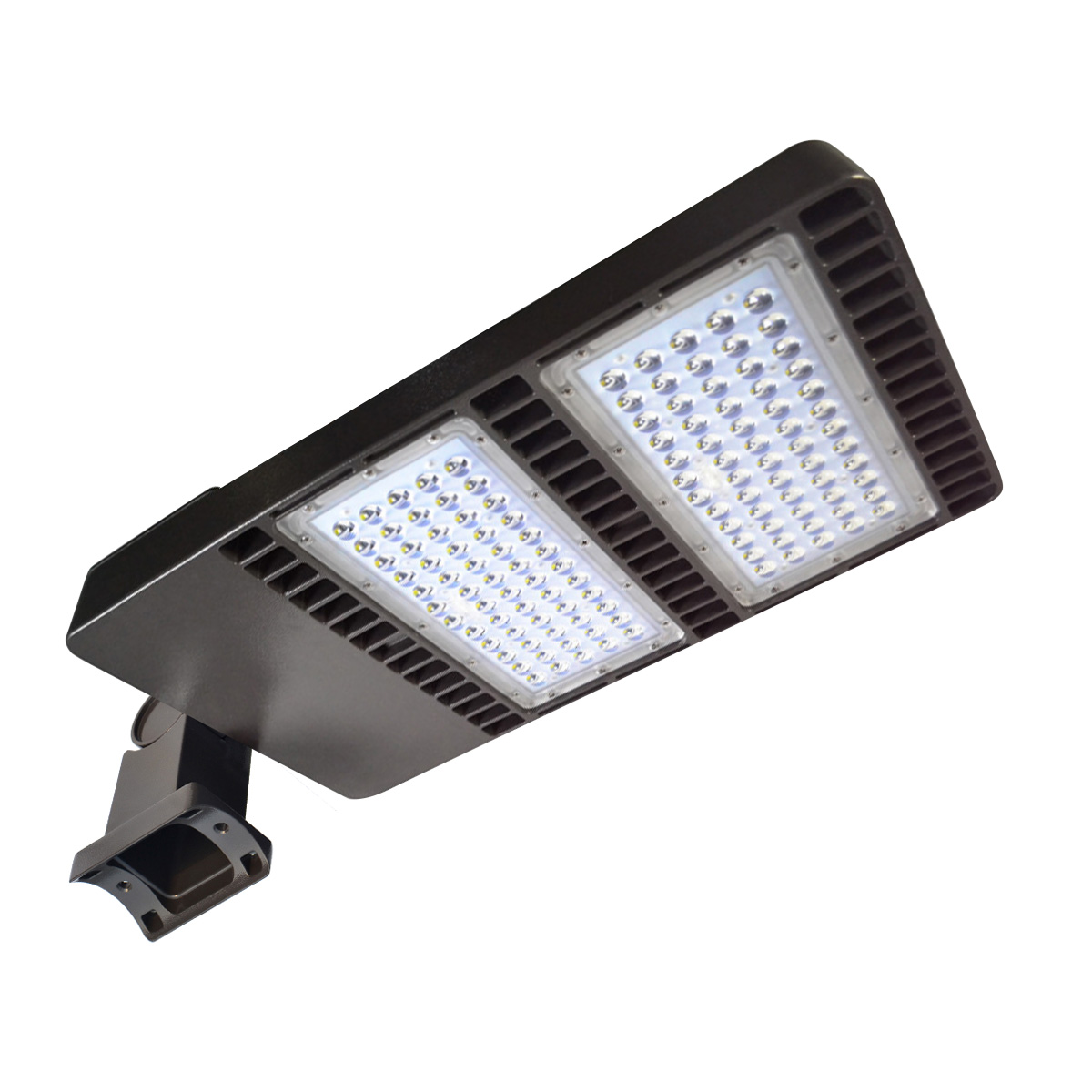24W LED Parking Lot Light Outdoor Lighting 2880lm 5000K Led Shoebox Light