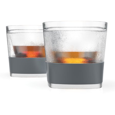 Whiskey FREEZE Cooling Cups (set of 2) by HOST ()