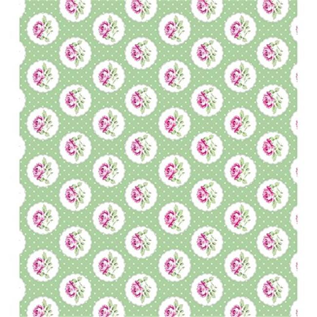 Decoupage Papers 13.75 x 15.75 in. 3 Pack - Rose Palka