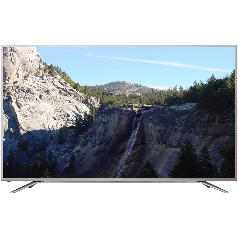 "Refurbished Sharp 65"" Class Ultra HD, Smart, LED TV 2160p, 60Hz (LC65N7000U) by Sharp"
