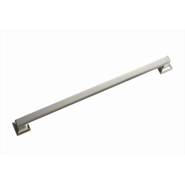 Hickory Hardware P2279-SN 18 inch Studio Collection Satin Nickel Cabinet Pull