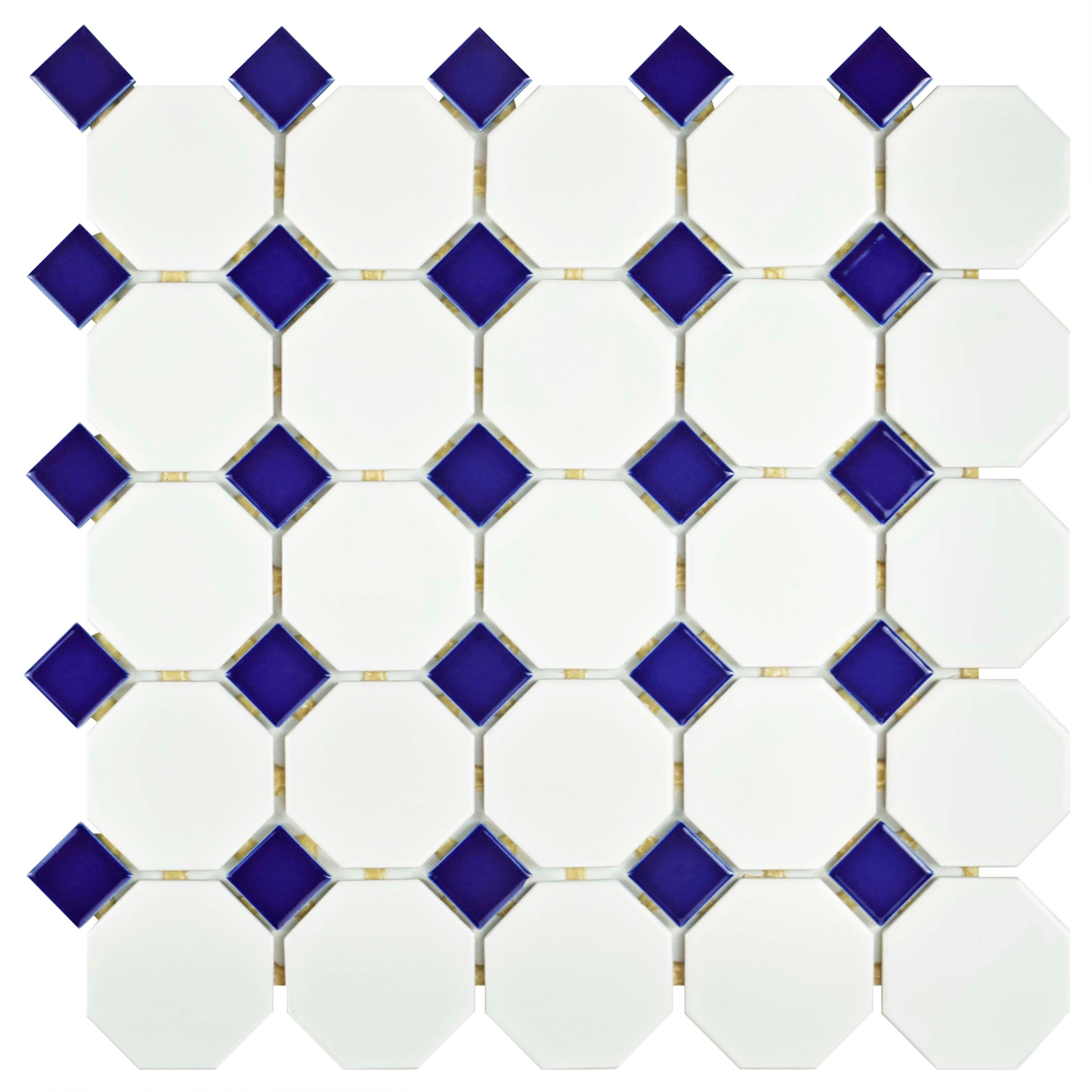 SomerTile FVVFAVH Tile 11 Piece 11.5 x 11.5