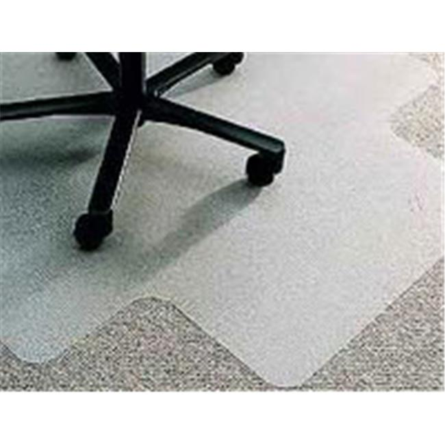 E. S.  Robbins 124161 Anchormat 45 X 53 with Lip 25 X 12 Beveled Edge For Carpeted Floors