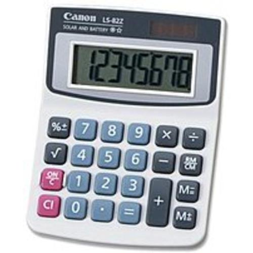 Canon LS-82Z Handheld Calculator (Refurbished)