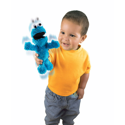 Fisher Price Sesame Street Chatters Cookie Monster by