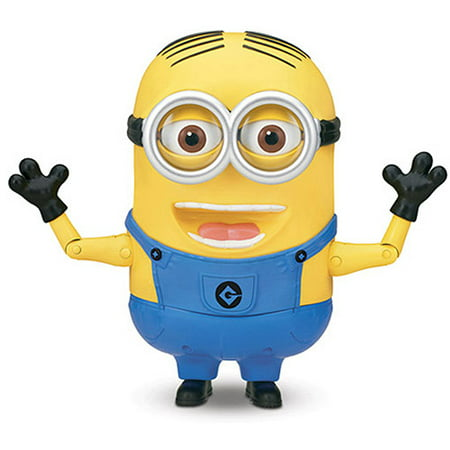Despicable Me 2 Minion Dave Talking](Minion Dave)