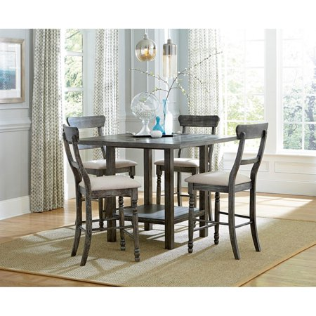 Progressive Furniture Muses Square Counter Height Dining Table
