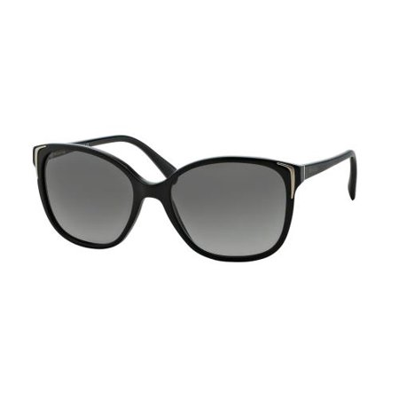 f91a9886db36 ... UPC 679420481029 product image for PRADA Sunglasses PR 01OSA 1AB3M1  Gloss Black 55MM