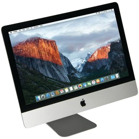 Apple MB950/C2D/3.06/4GB/500GB Refurbished 21.5