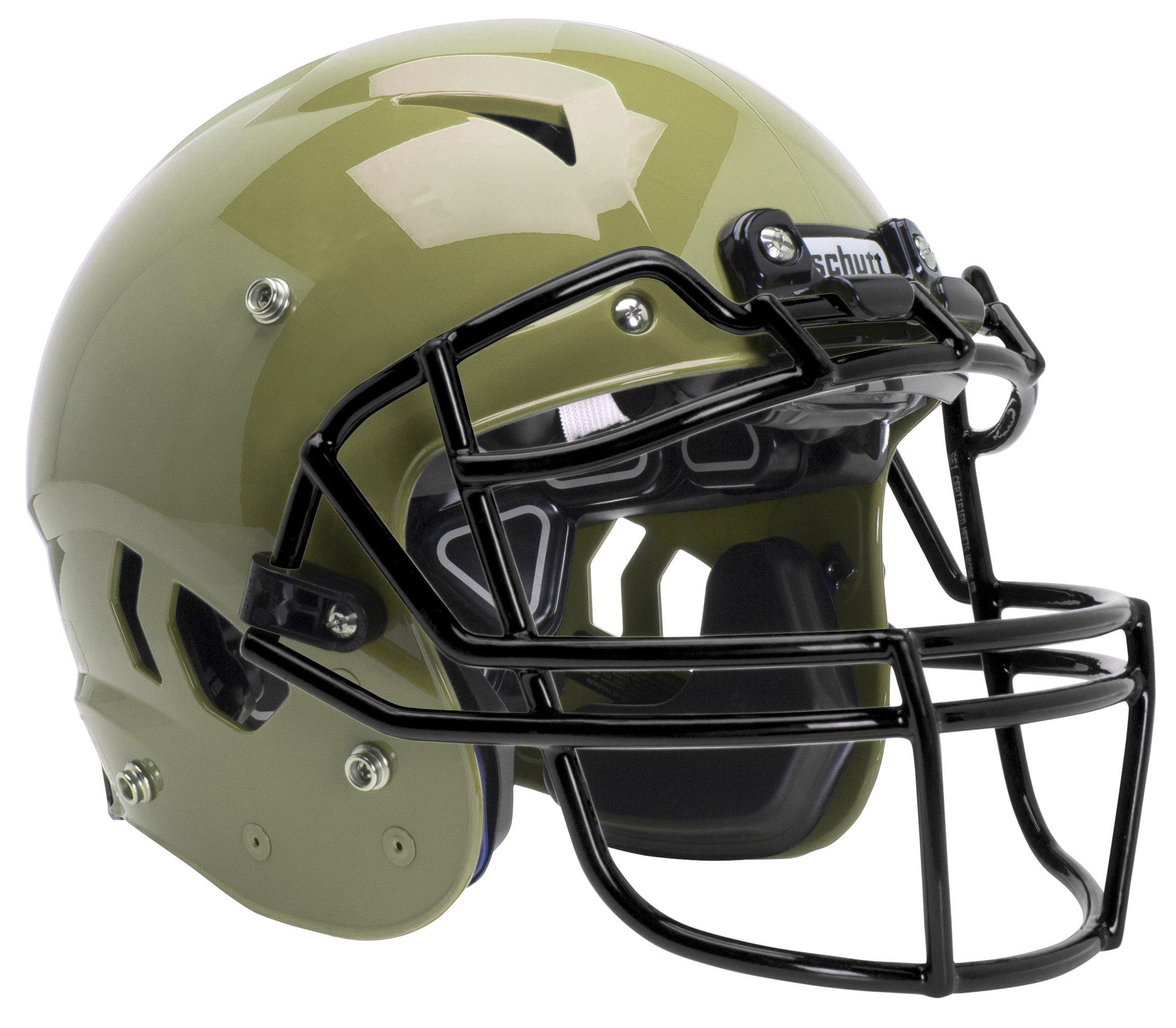 NEW White Schutt Vengeance A11 ROPO-TRAD Youth Football Helmet Lists @ $160