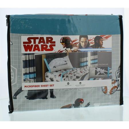 Disney Star Wars 3-pc Twin Sheet Set