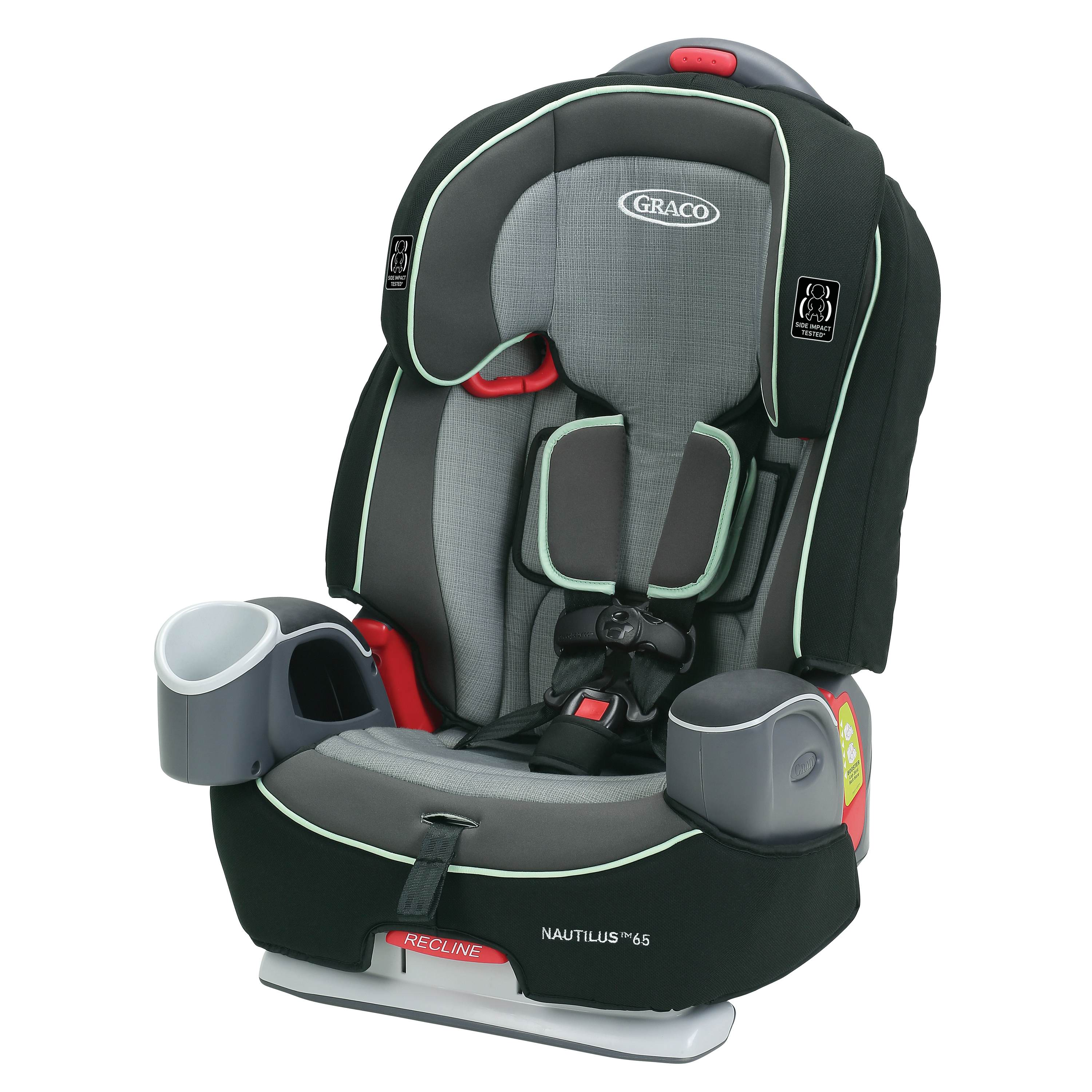Graco Nautilus 65 3-in-1 Harness Booster Landry