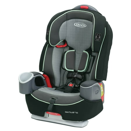 Graco Nautilus 65 3-in-1 Harness Booster Car Seat - Landry