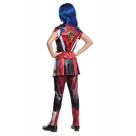 Evie Descendants 3 Girls Classic Costume - image 2 de 2