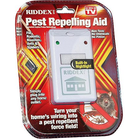 As Seen On Tv Riddex Pest Repelling Aid Walmart Com