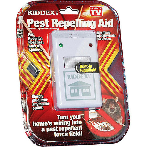 As Seen on TV Riddex Pest Repelling Aid