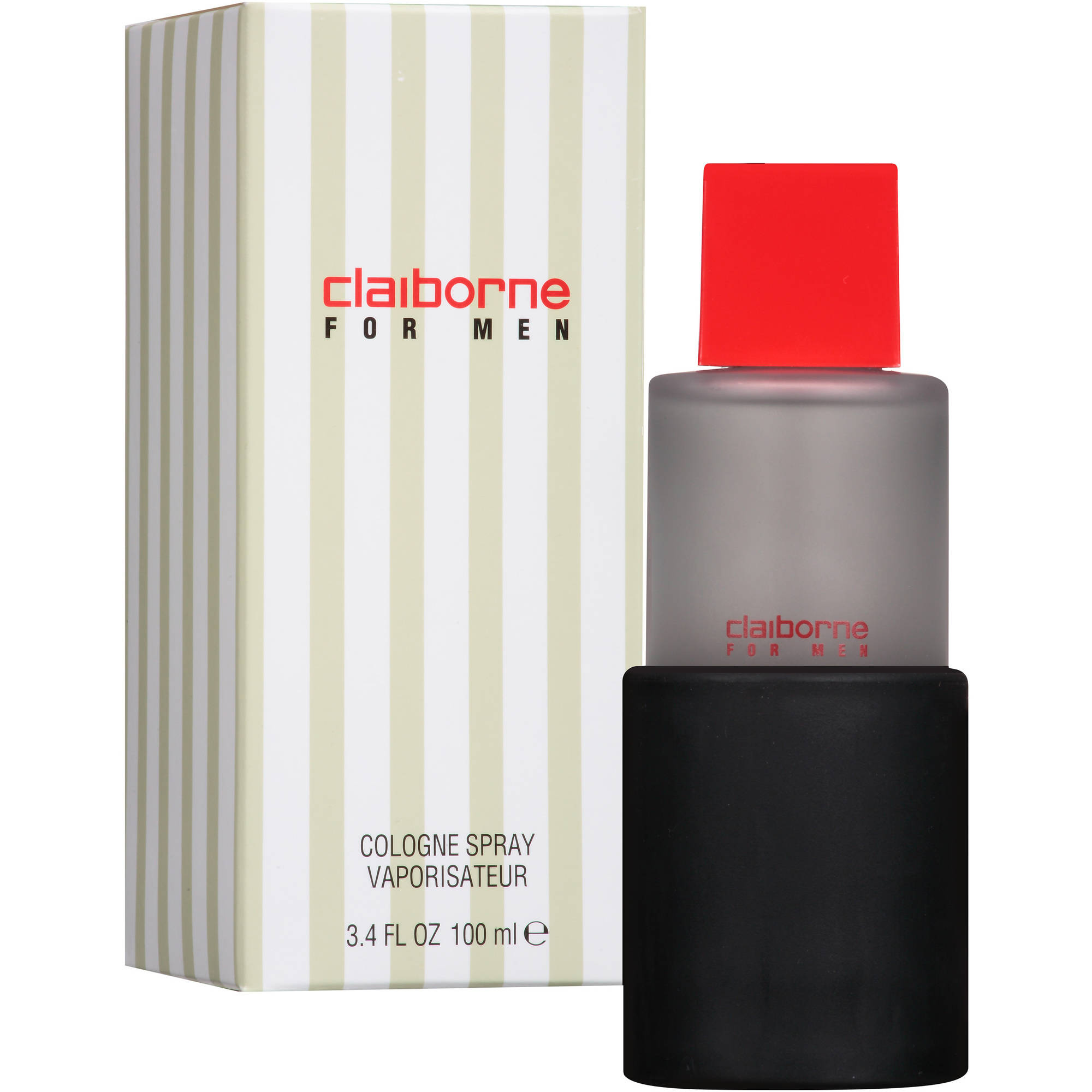 Claiborne Cologne Spray for Men, 3.4 fl oz