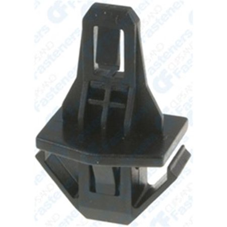 Clipsandfasteners Inc 5 Radiator Grille Clips Compatible with Honda 91578-SV4-003 Accord ()