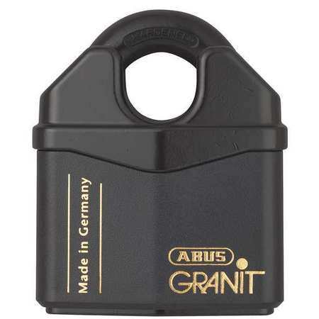 Abus 37/80 KD Different Keyed Padlock, -