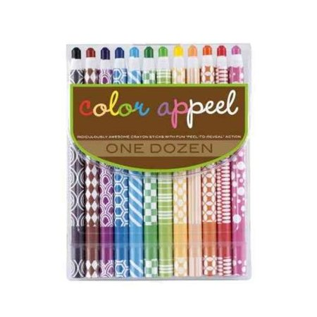 - is now newly , Color Appeel Crayon Sticks, Set of 12 (133-55), We've changed our name from International Arrivals to OOLY to reflect our passion for fun.., By OOLY