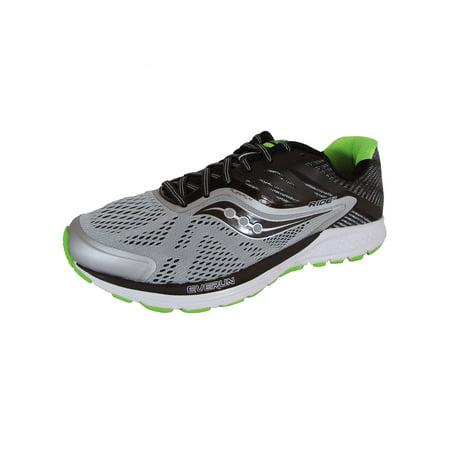 Saucony Mens Ride 10 Running Sneaker Shoes (Best Saucony Running Shoes For Neutral Runners)