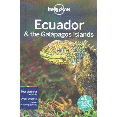 Lonely Planet Ecuador   The Galapagos Islands