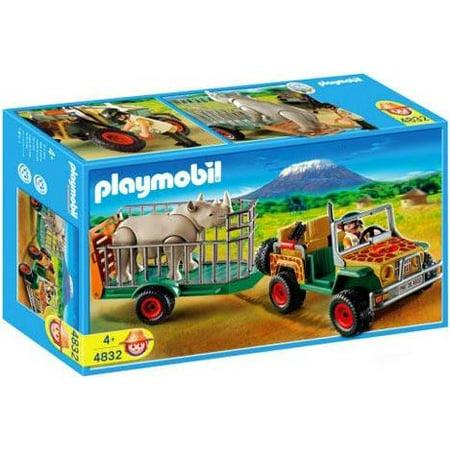 Playmobil Zoo African Wildlife Ranger